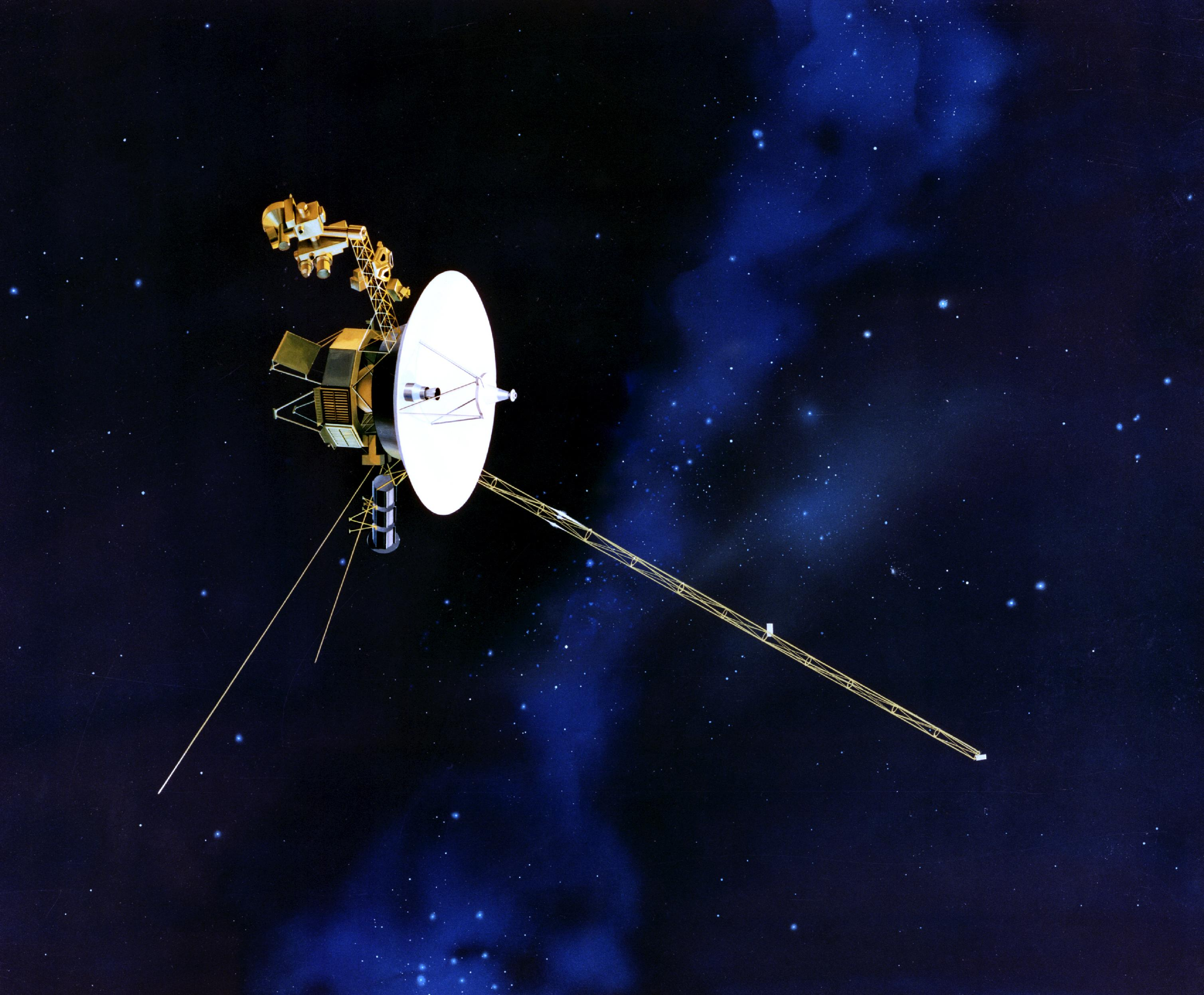 Misiunea Voyager