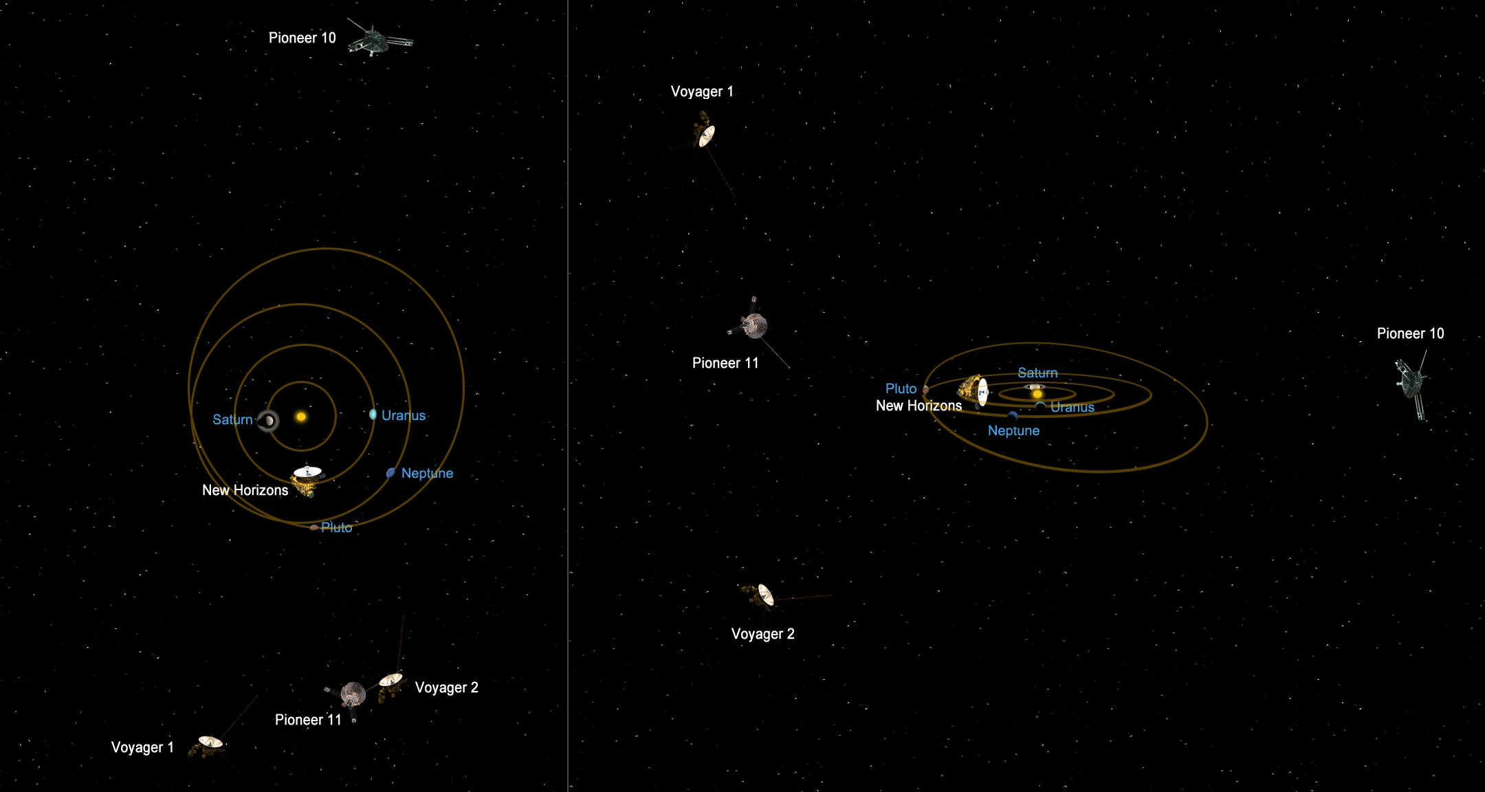 Misiuni spatiale NASA, Discul aurit de pe Voyager