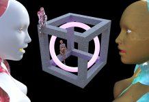 Paradoxuri vechi şi noi, Cubul lui Escher