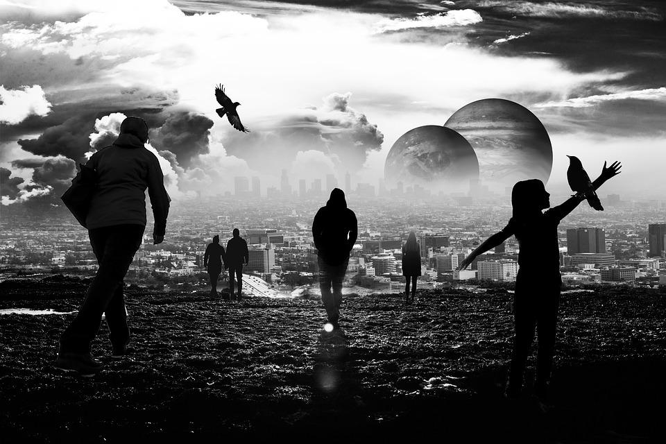 Ziua depăşirii si lumea viitorului