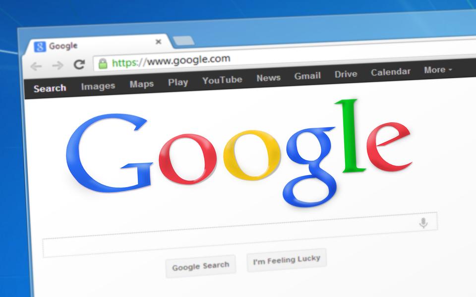 Googol, Google