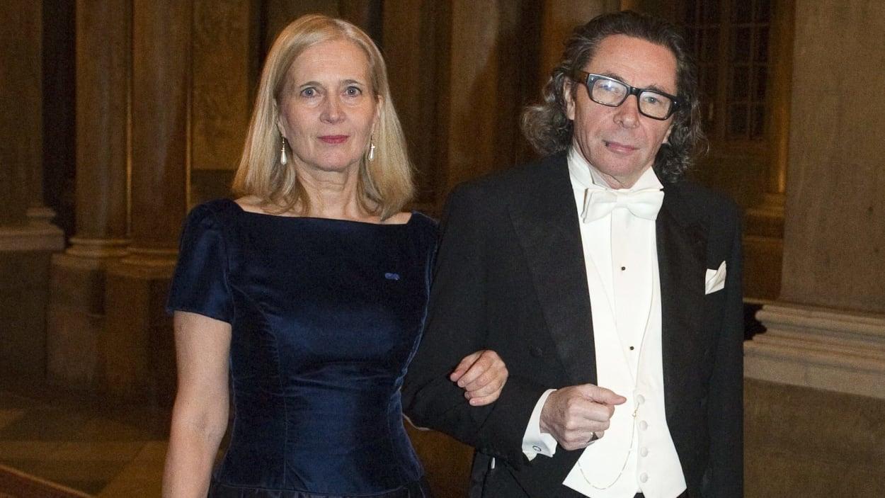 Jean Claude Arnault si Katarinei Frostenson