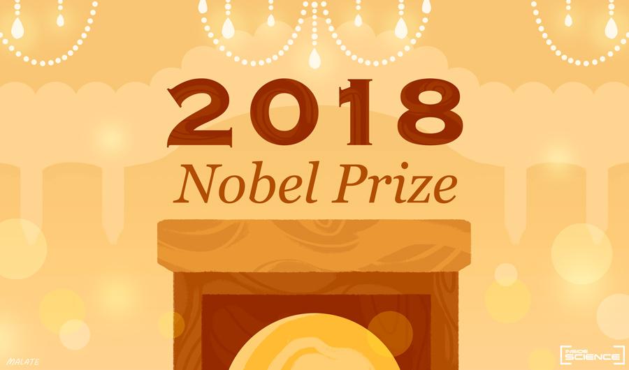 Premiile Nobel 2018