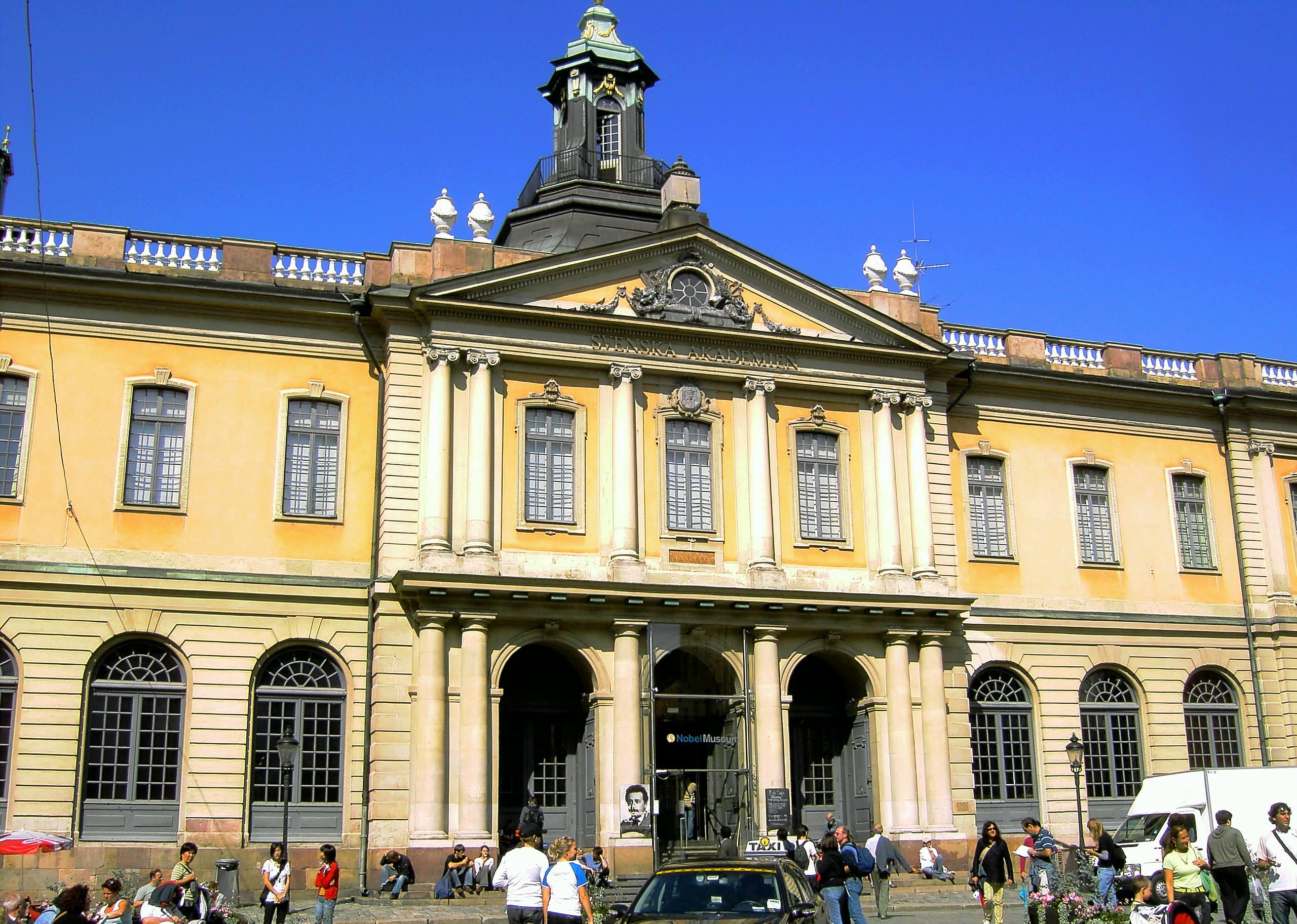 Premiul Nobel pentru literatură 2018, Academia suedeza