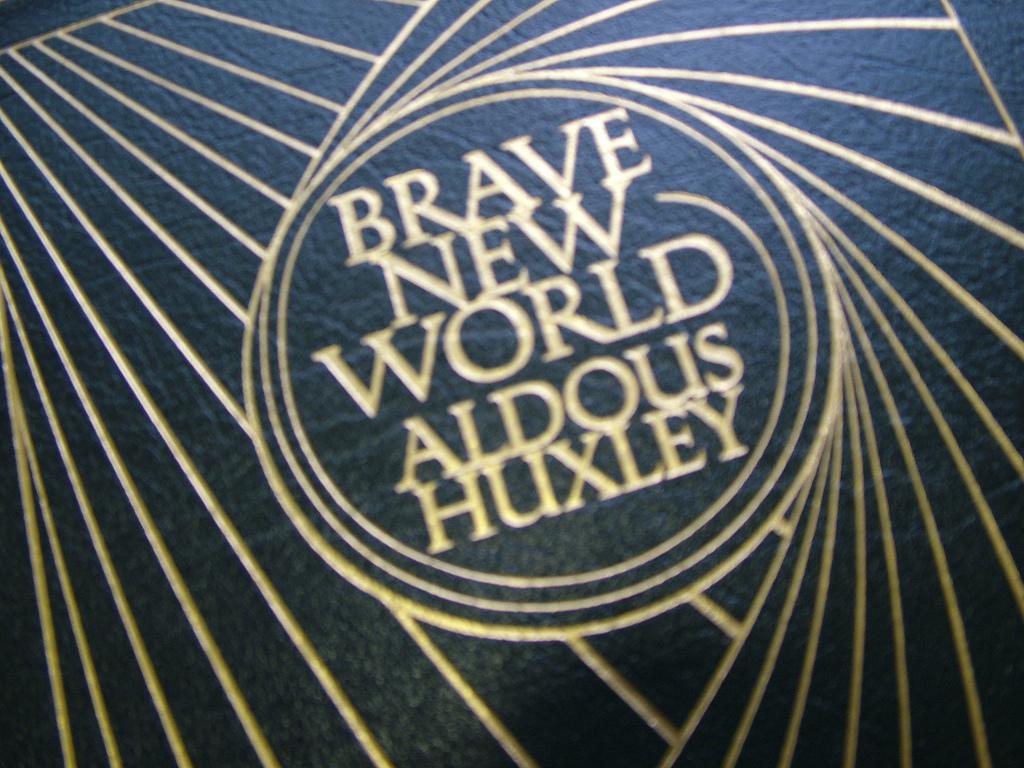 Aldous Huxley, Minunata lume noua