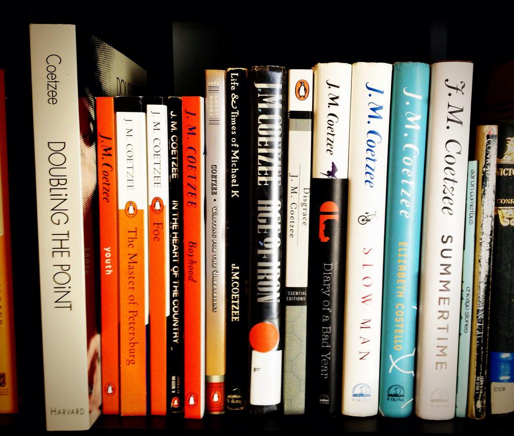 """Cele mai citite 10 romane ale secolului al XXI-lea, J.M. Coetzee,Ruşinea"""", Disgrace"""