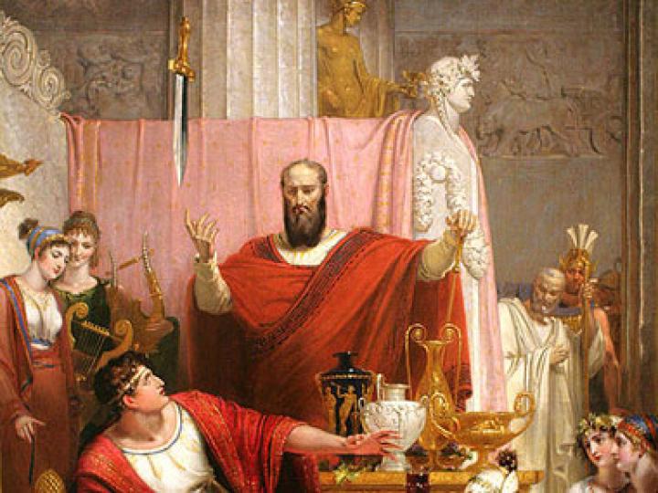 Sabia lui Damocles