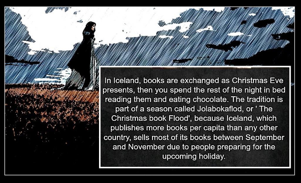 Crăciun cu cărţi în ţara elfilor. Miracolul islandez şi o frumoasă tradiţie de sărbători
