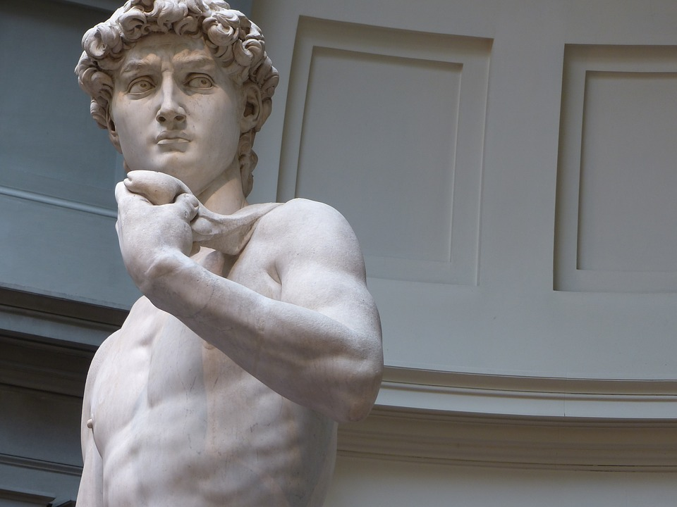 Sindromul Stendhal, Florenta, Michelangelo