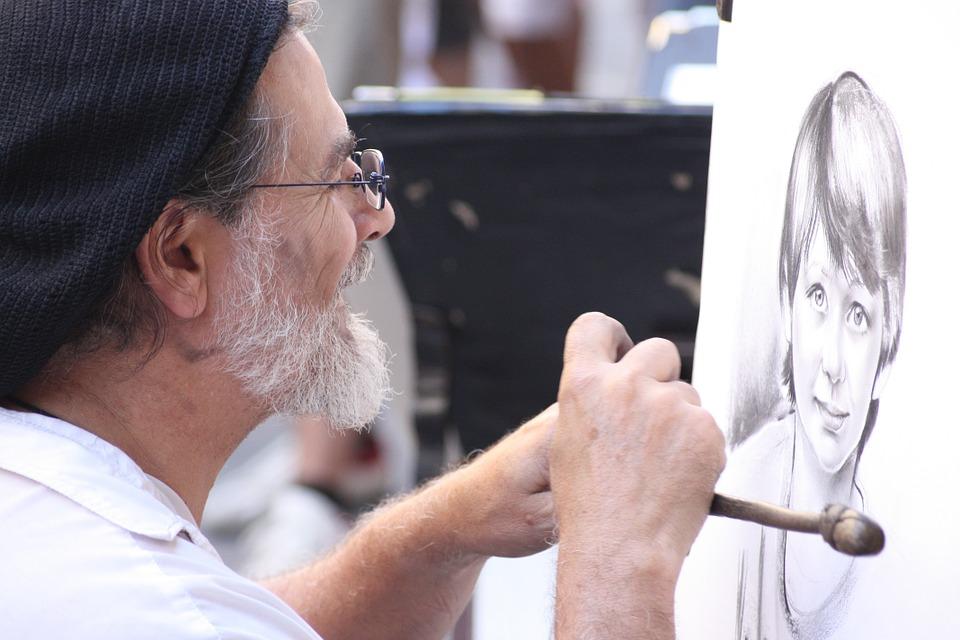 Sindromul Stendhal, artist in Florenta