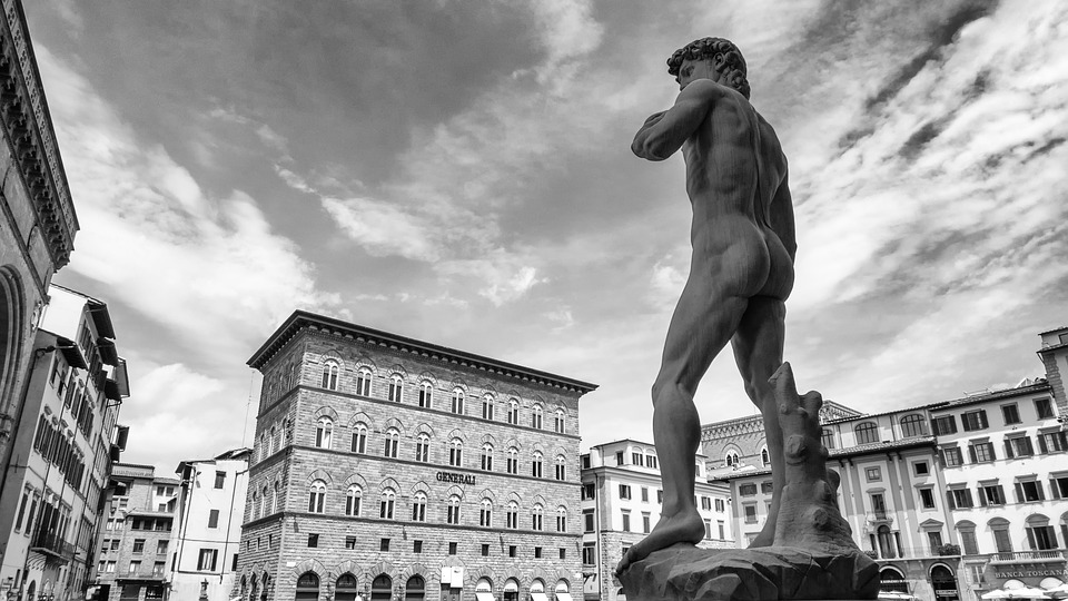 Sindromul Stendhal, sculptura, Florenta
