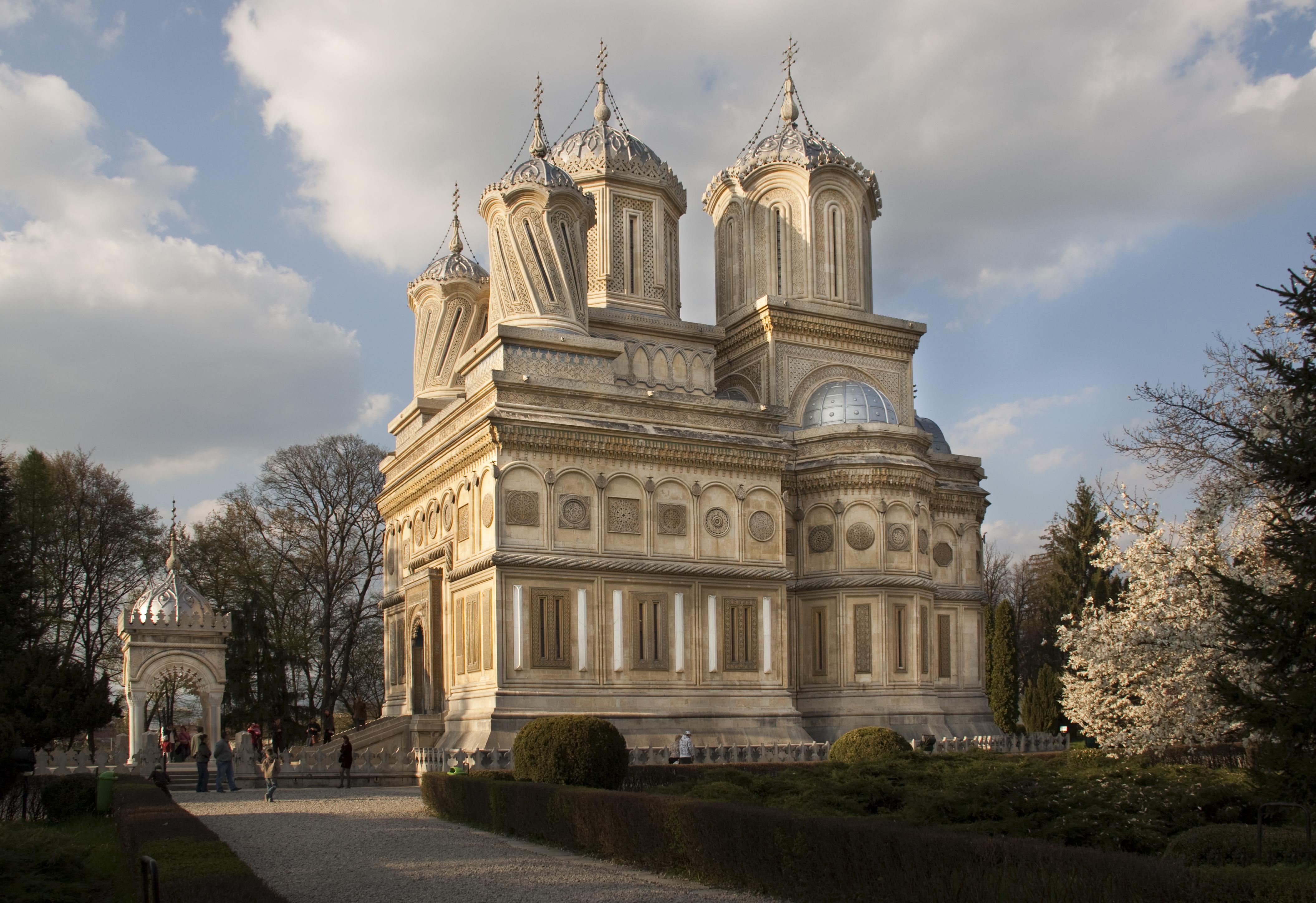 Spiritualitatea românească, Manastirea Argesului