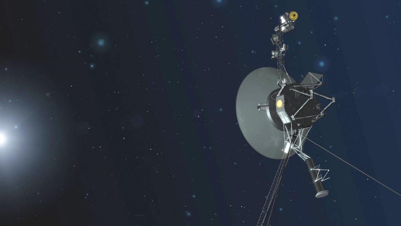 11 curiozitati despre Terra, Voyager 1