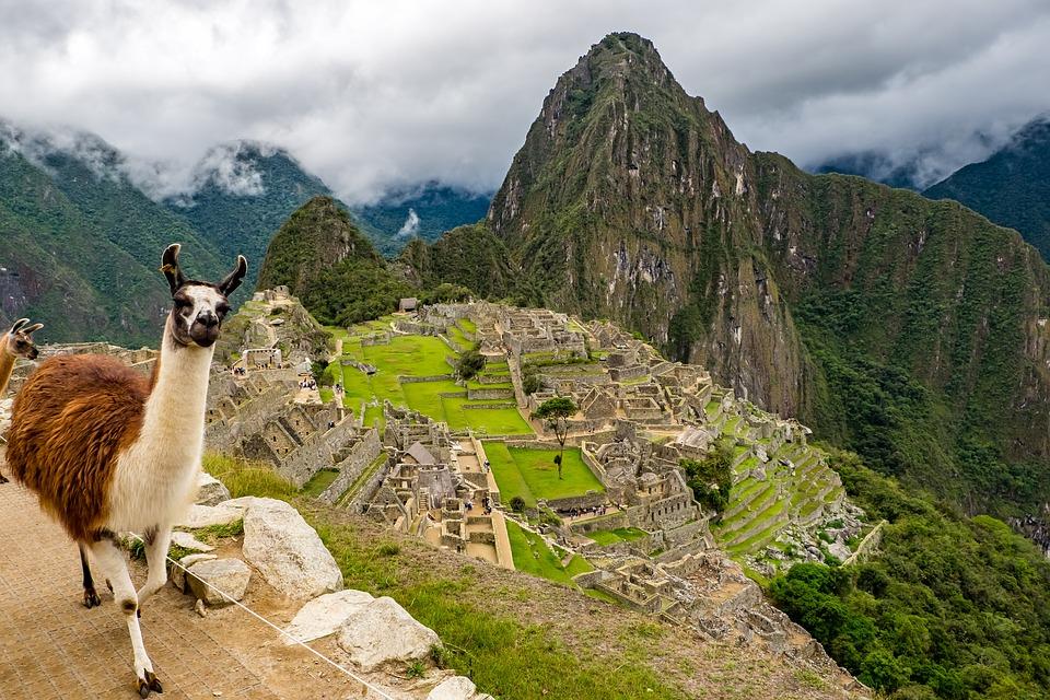 Sanctuarul istoric de la Machu Picchu, Peru