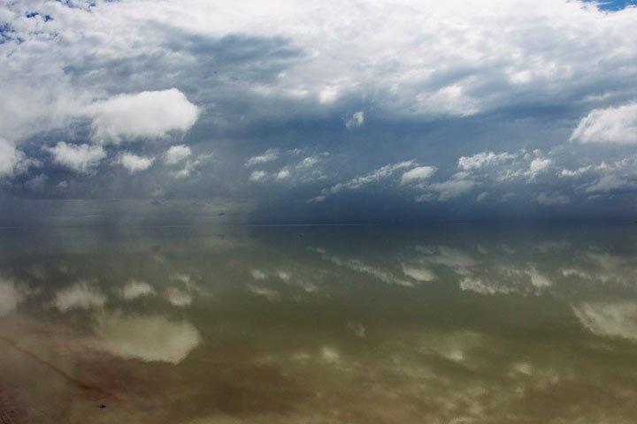 10 fenomene uimitoare de pe Terra, Depresiunea Etosha, Namibia