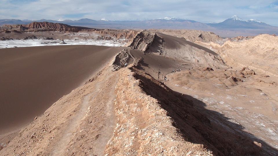 10 fenomene uimitoare de pe Terra, Desertul Atacama