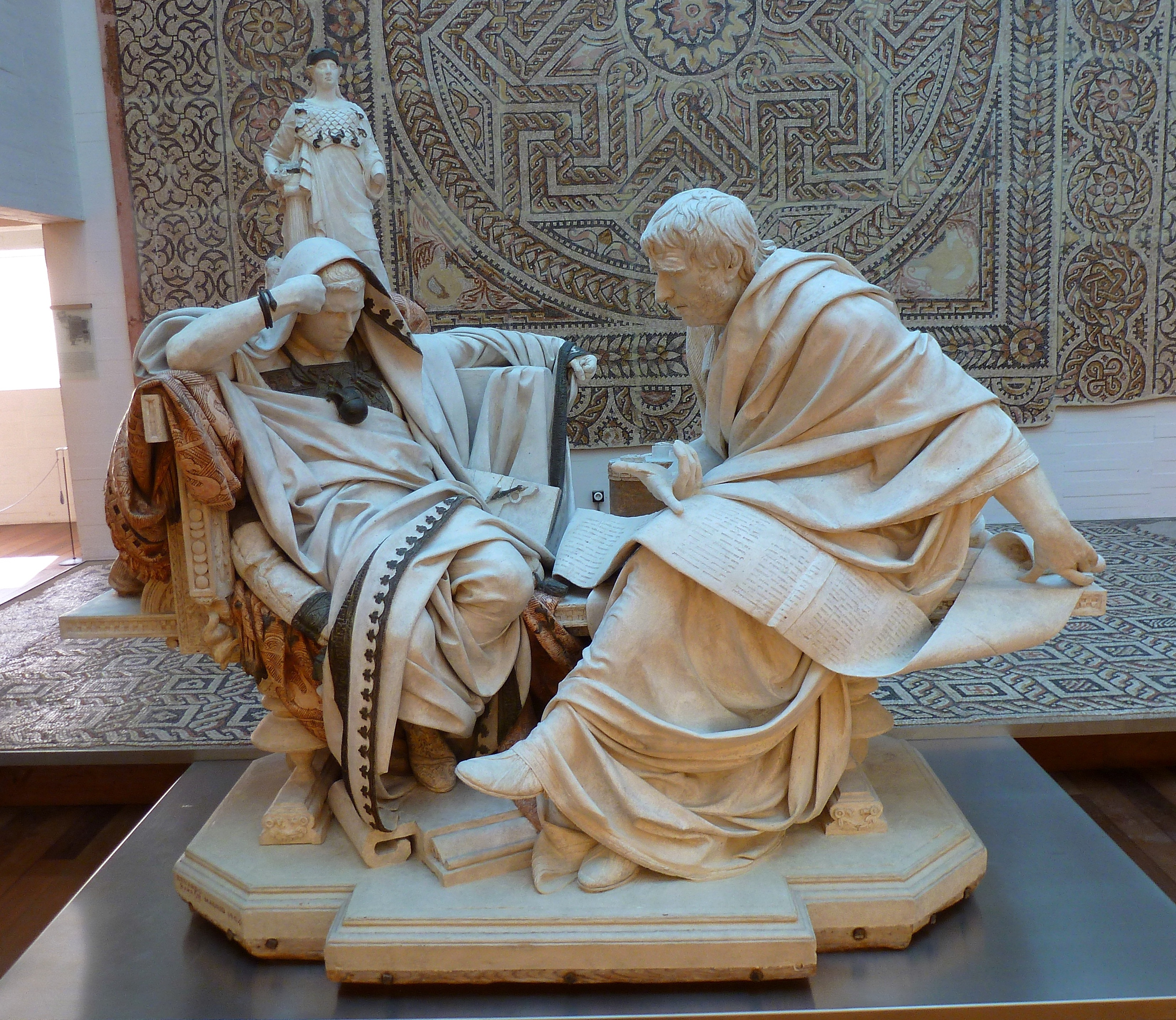 Errare humanum est, Seneca