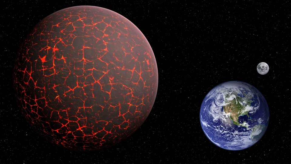 Planeta Farout şi misterioasa Planeta Nibiru
