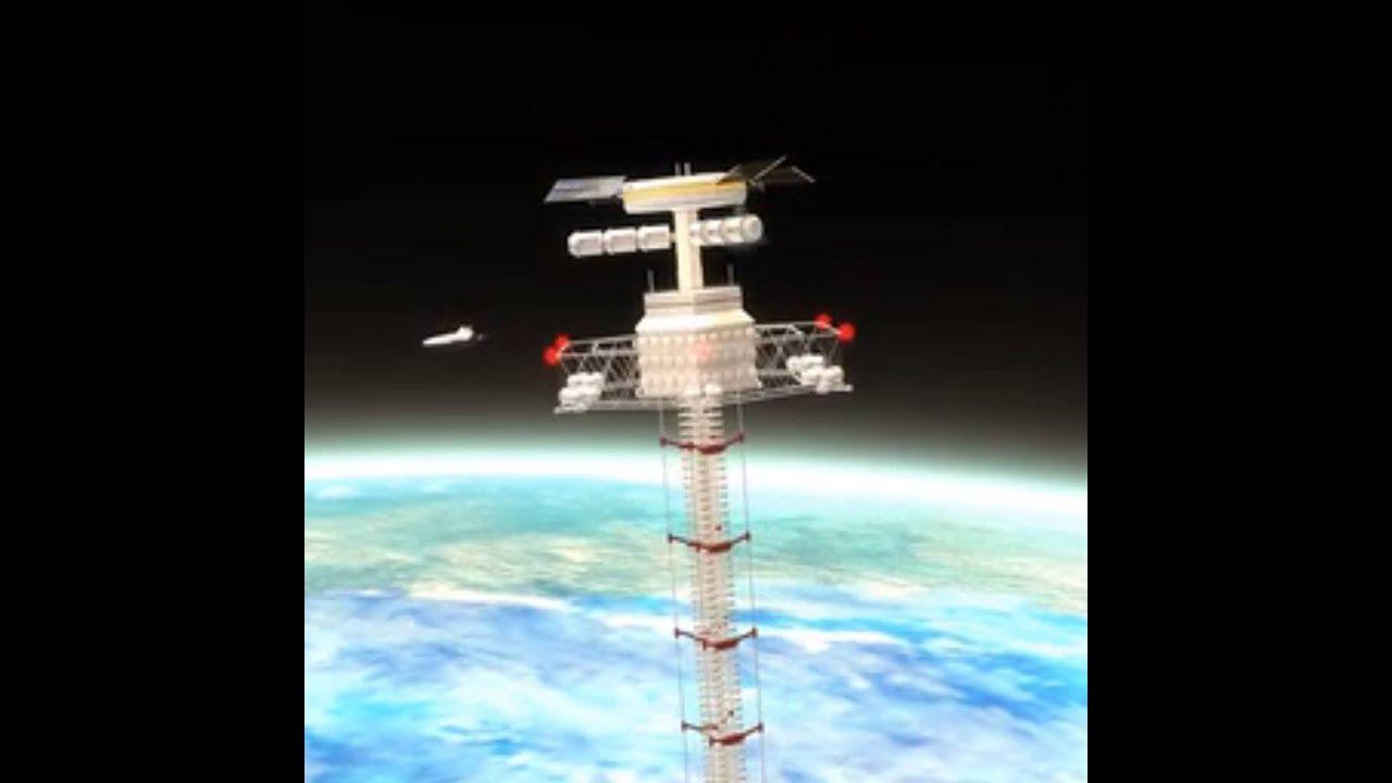 Ascensorul spaţial, Japonezii au lansat ascensorul cosmic miniatural