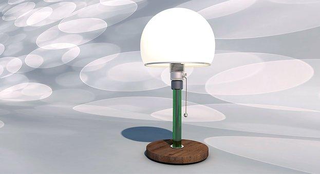 Lampa Bauhaus