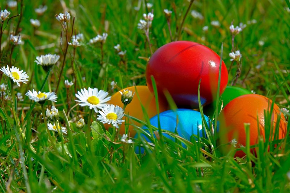 Valenţe simbolice ale oului pascal