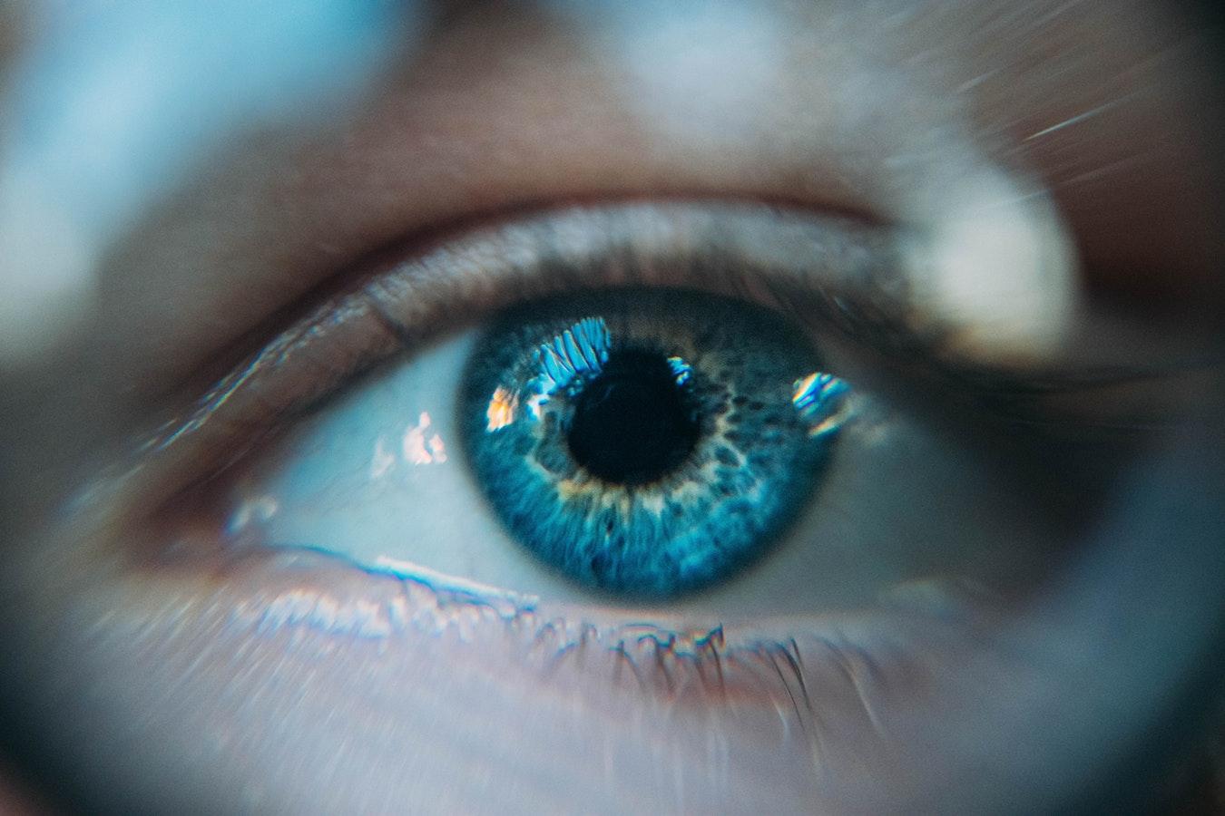 15 aspecte fascinante despre corpul uman, Ochiul