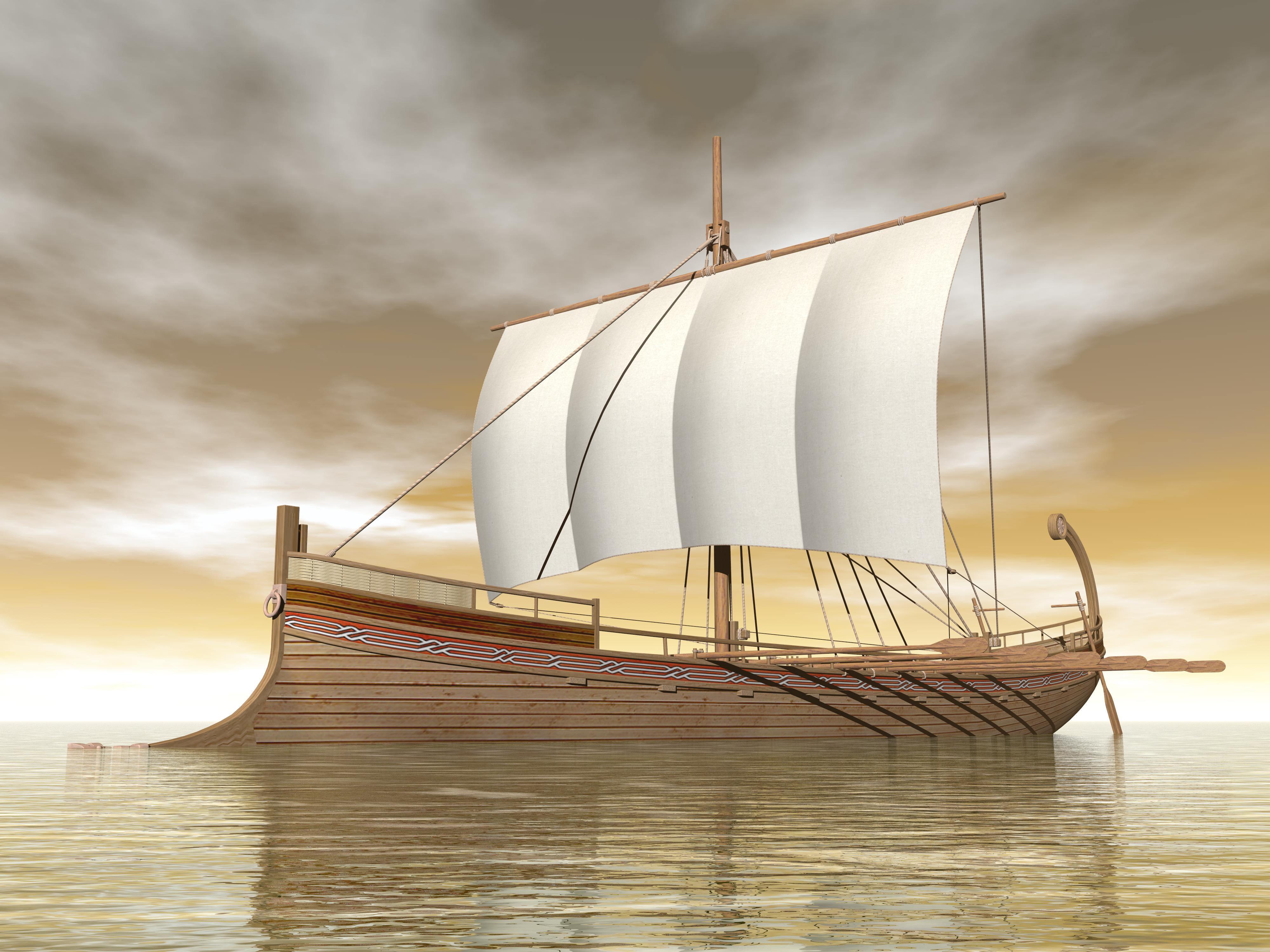Corabia argonautilor, Sursa: greekboston.com