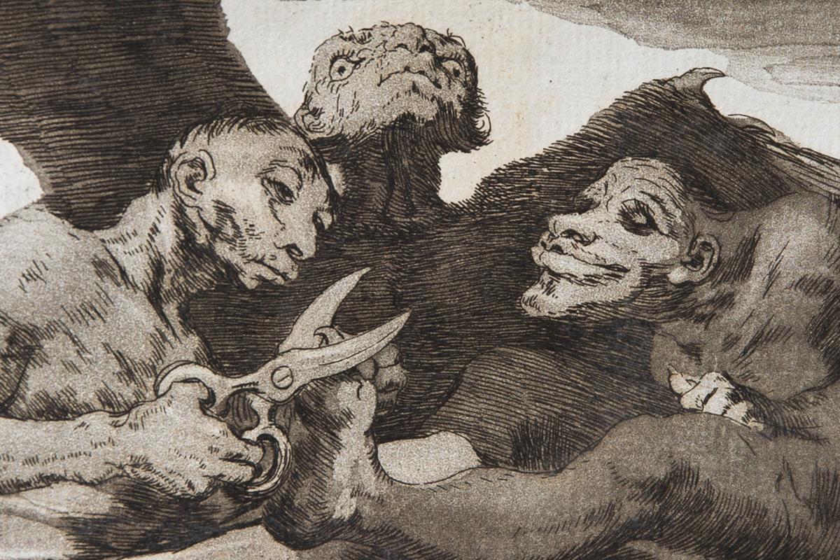 Goya, Los Caprichos