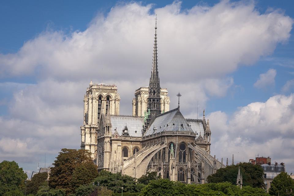 Notre Dame, a treia catedrala gotica