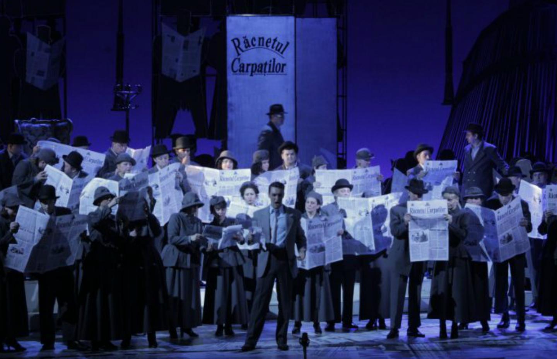 "Opera ""O scrisoare pierduta"", Sursa: zilesinopti.ro"