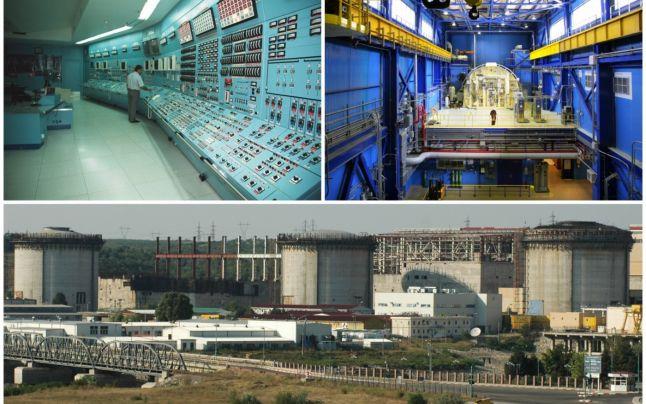Centrala nuclearo-electrica de la Cernavoda,Sursa: adevarul.ro