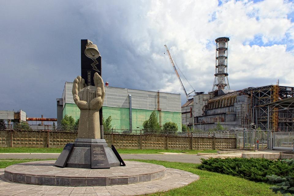 Chernobyl, monument