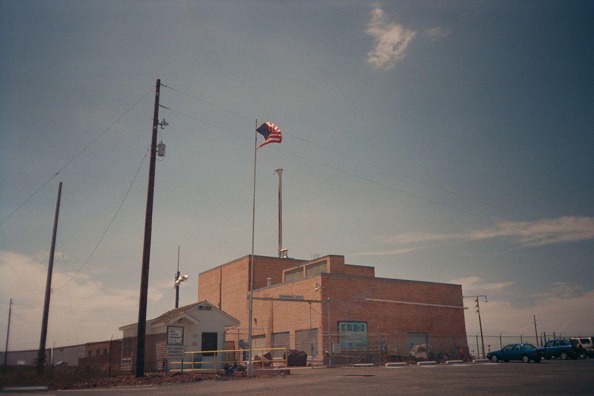 Harta centralelor nucleare din lume, Experimental Breeder Reactor I, Primul reactor nuclear din lume, Sursa: wikidata
