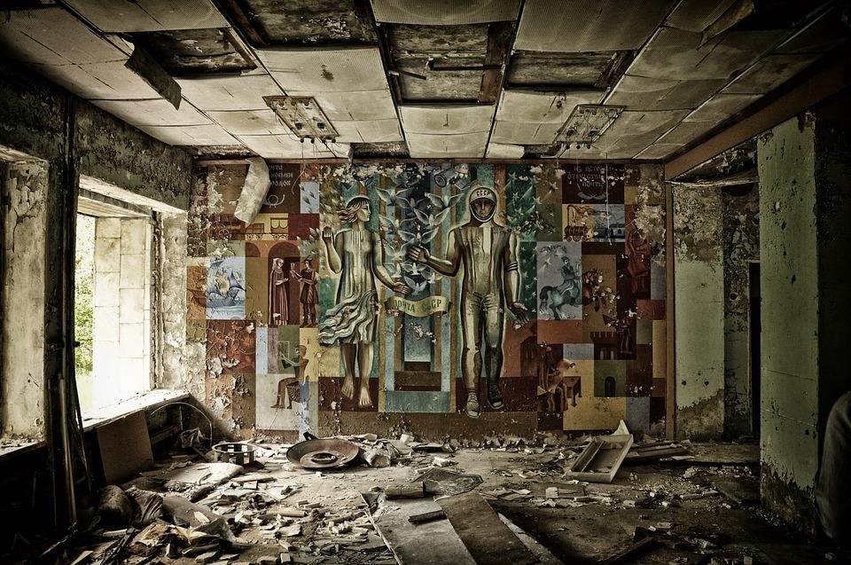 Zona mortii de la Cernobil
