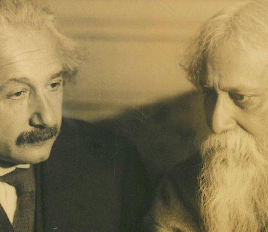 Einstein şi Tagore – o întâlnire istorică şi o discuţie remarcabilă, Sursa The Better India