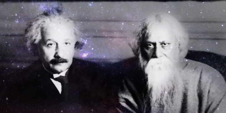 Einstein şi Tagore – o întâlnire istorică