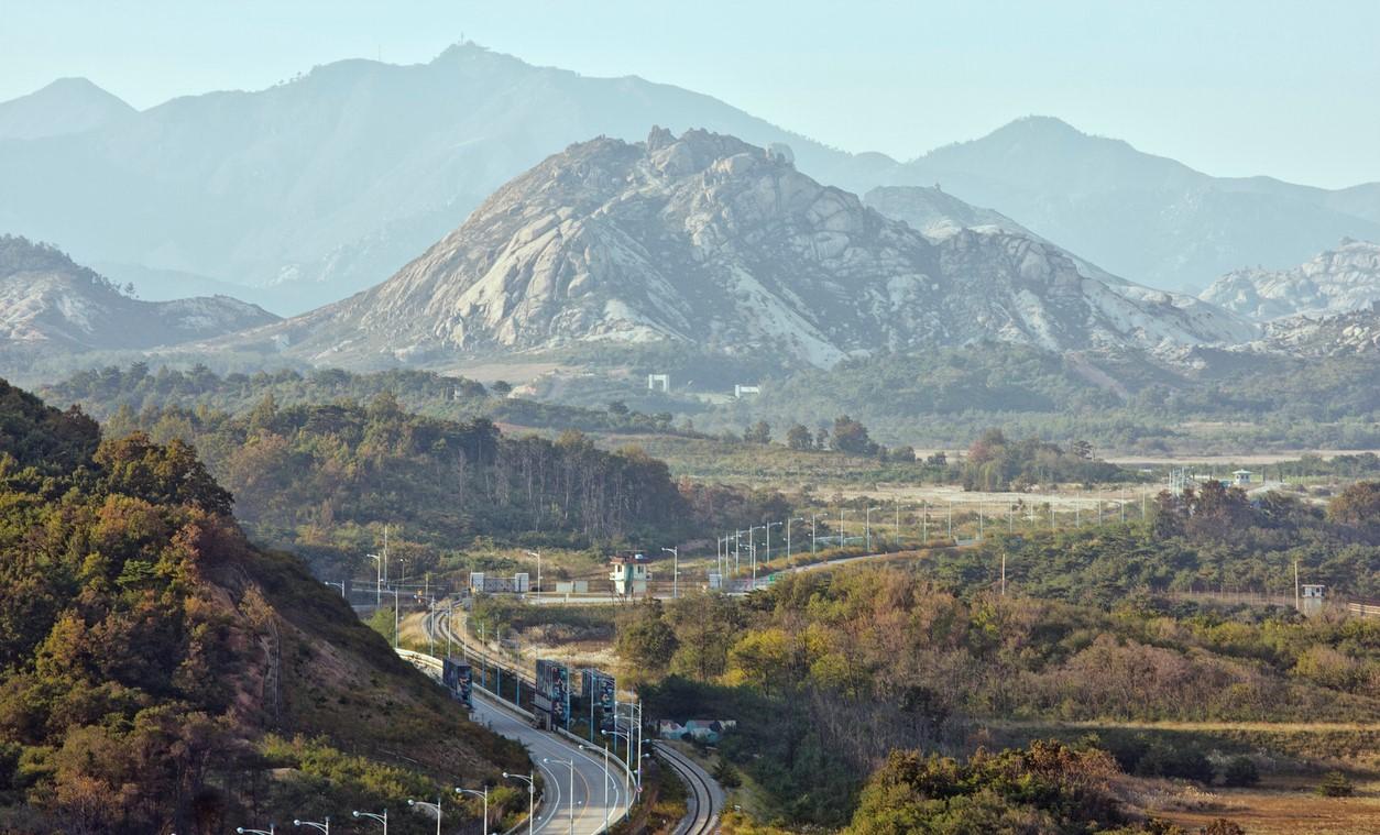 No man's land, Zona coreeană demilitarizată,