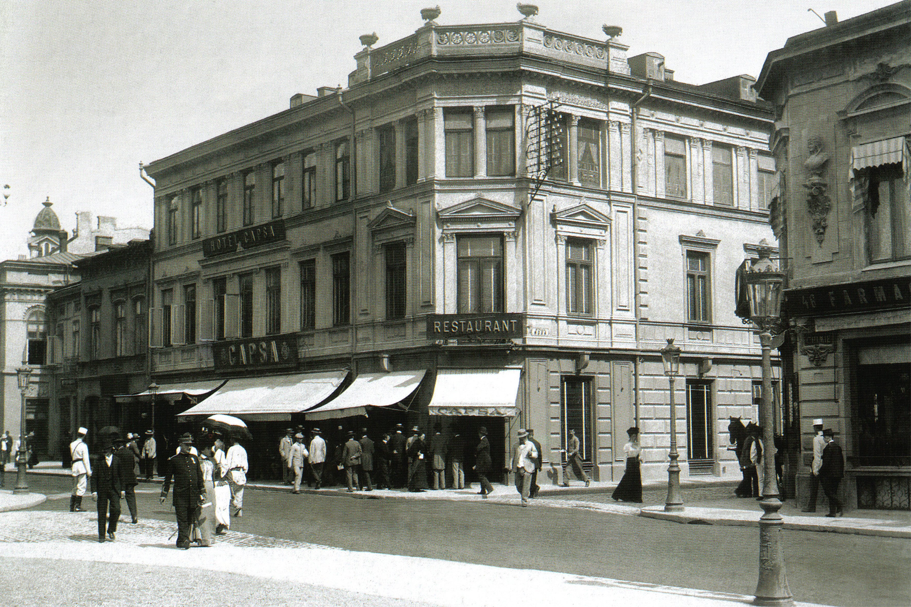 Cafeneaua Capsa
