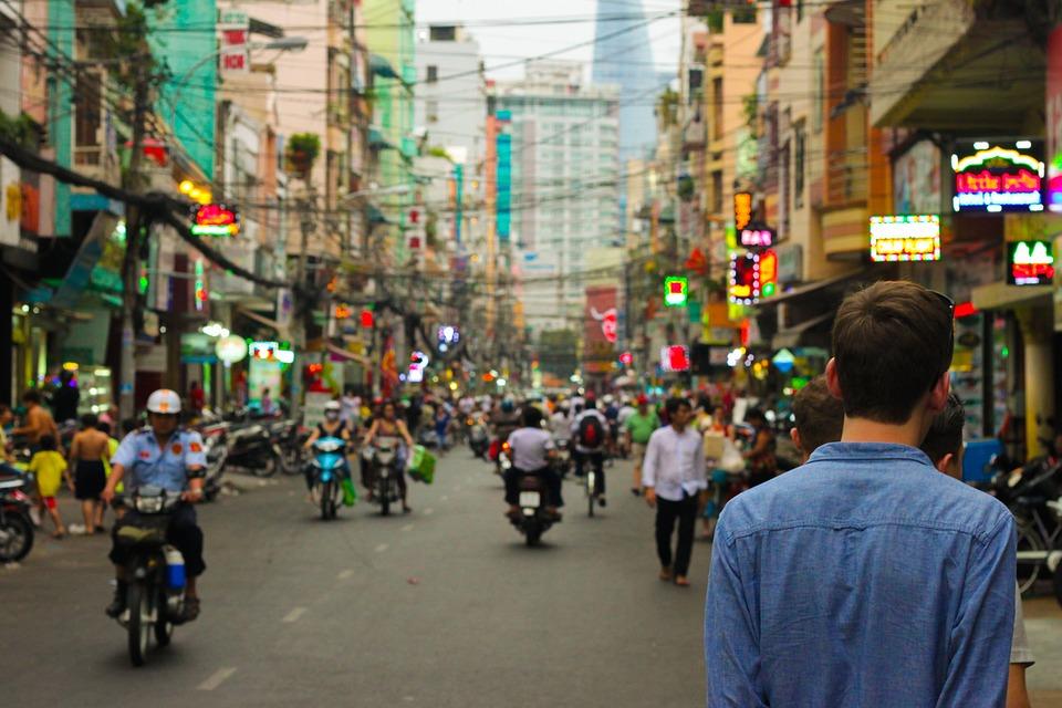 China. aglomerari urbane