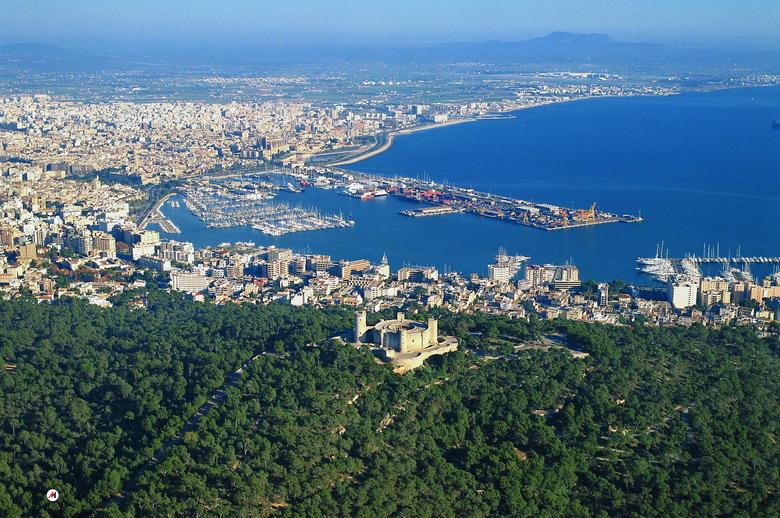 Palma de Mallorca, locul in care s-a deschis primul Club mediteranean