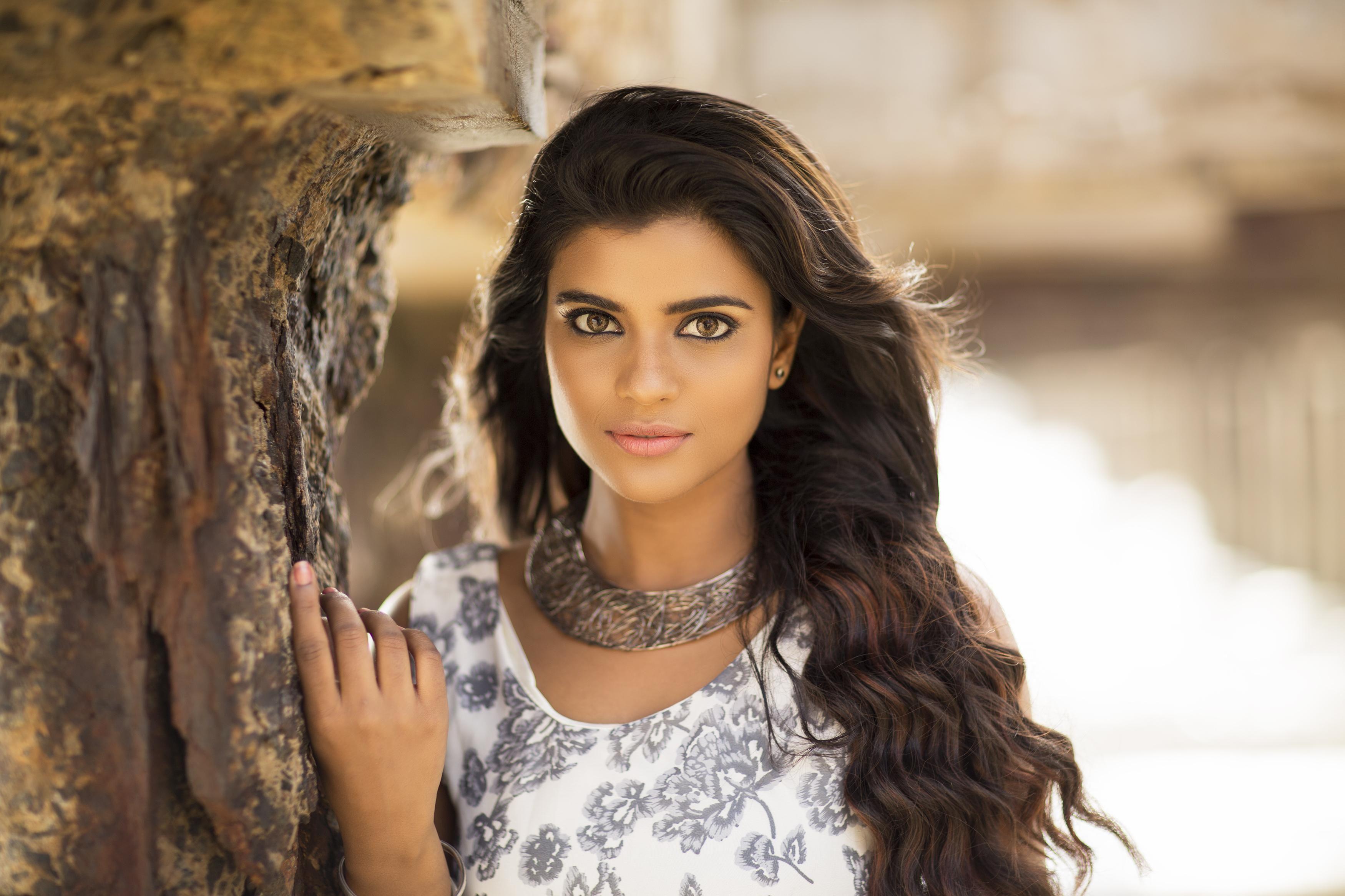 Aishwarya Rajesh, actrita ndiana, Sursa: Pinterest