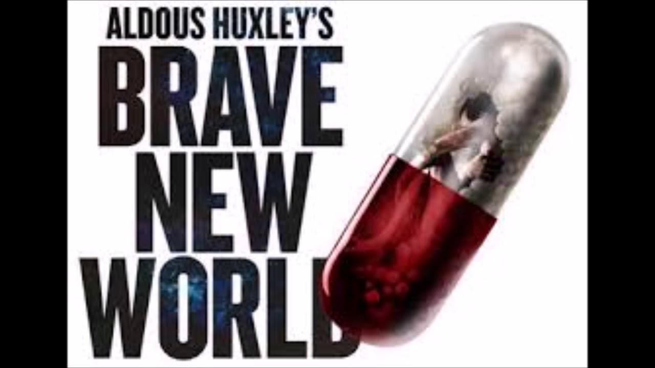 Minunata lume nouă, de Aldous Huxley