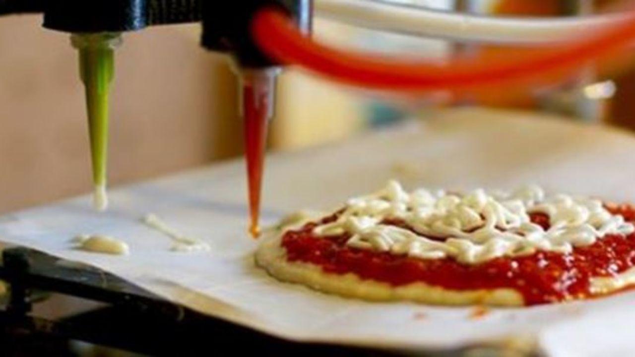 Alimentele 3D, revoluţia din bucătărie se produce chiar acum, Sursa: Futurism