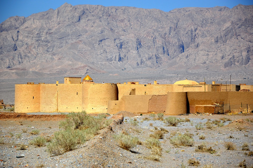 Caravanserai, Iran