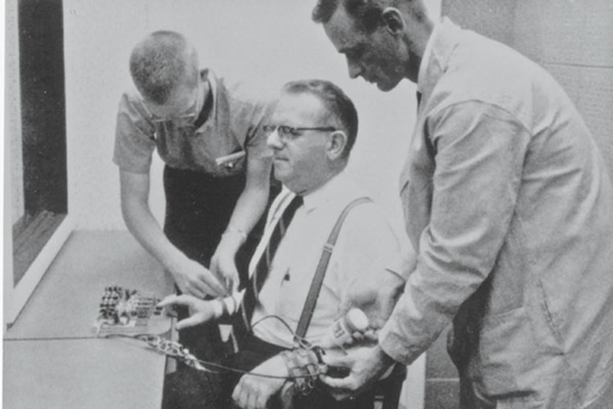 Experimentul Milgram, Sursa: Pacific Standard