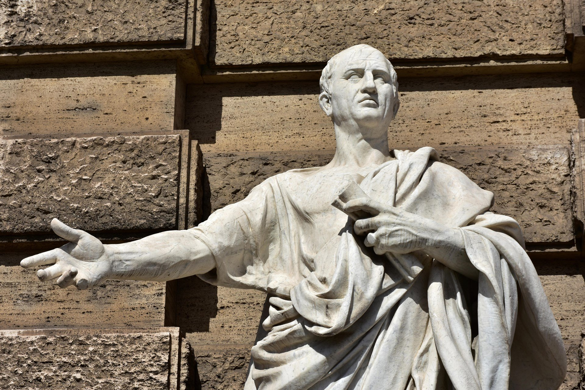 Cicero, Sursa: Foundation for Economic