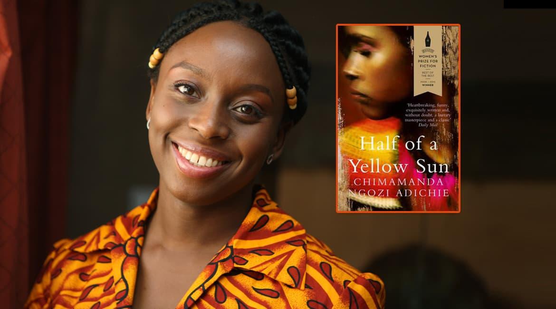 Half of a Yellow Sun, de Chimamanda Ngozi Adichie, Sursa 10mh.net