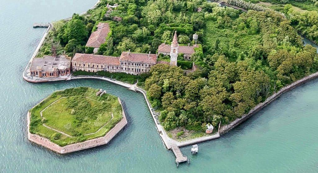 Insula Poveglia, Sursa: Historic Mysteries
