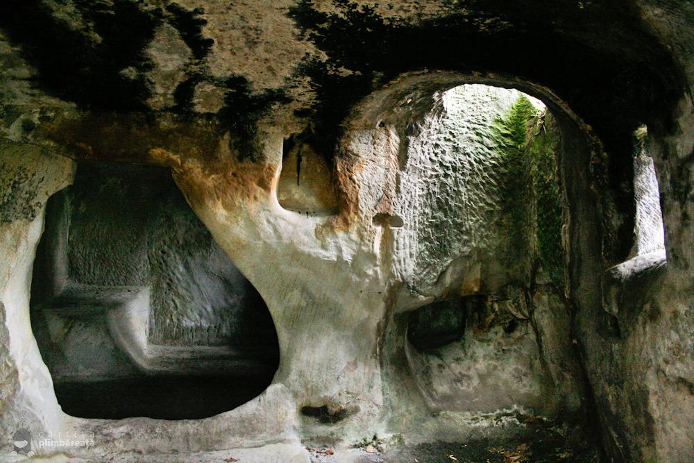 Drumul chihlimbarului, Muntele de chihlimbar, Buzau