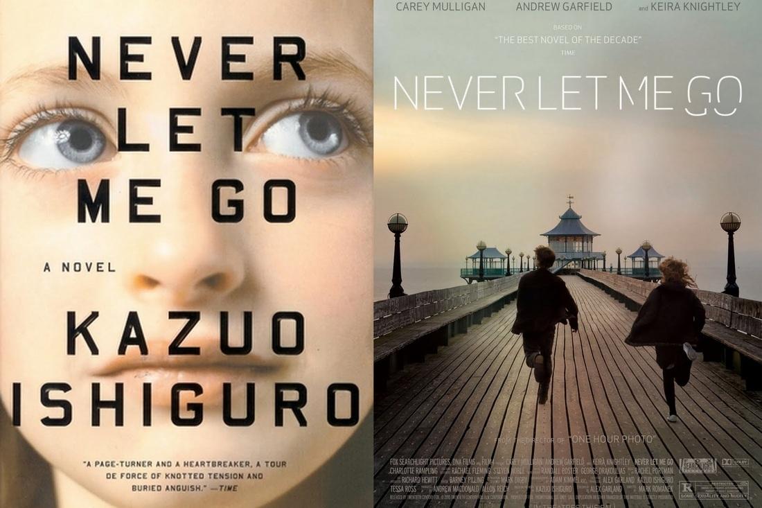 Să nu mă părăseşti, Never Let Me Go, de Kazuo Ishiguro